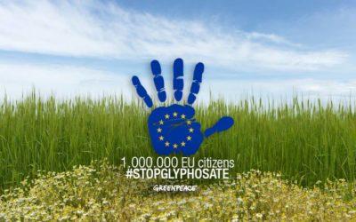 Greenpeace lance une pétition européenne contre le glyphosate