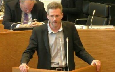 Motion de méfiance à l'égard du Gouvernement wallon : intervention de Stéphane Hazée
