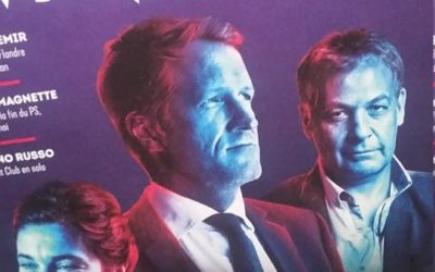 Lancement de Wilfried, nouveau magazine politique…