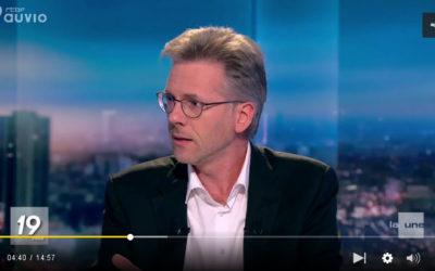 Stéphane Hazée invité de Jeudi en Prime