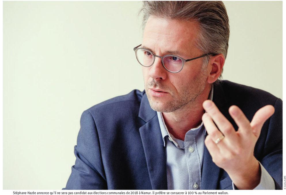 Publifin : Stéphane Hazée s'inquiète de la non-évolution du dossier