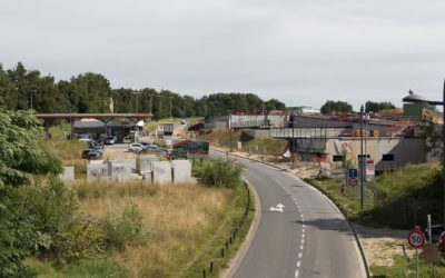 Ecolo et les alternatives à la fermeture du viaduc Herrmann-Debroux   un essai obligé à confirmer… ou un coup dans l'eau?