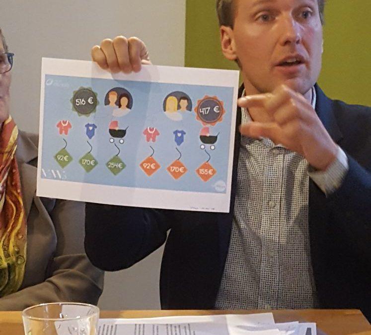 Allocations familiales en 2020: la stratégie électorale du cdH