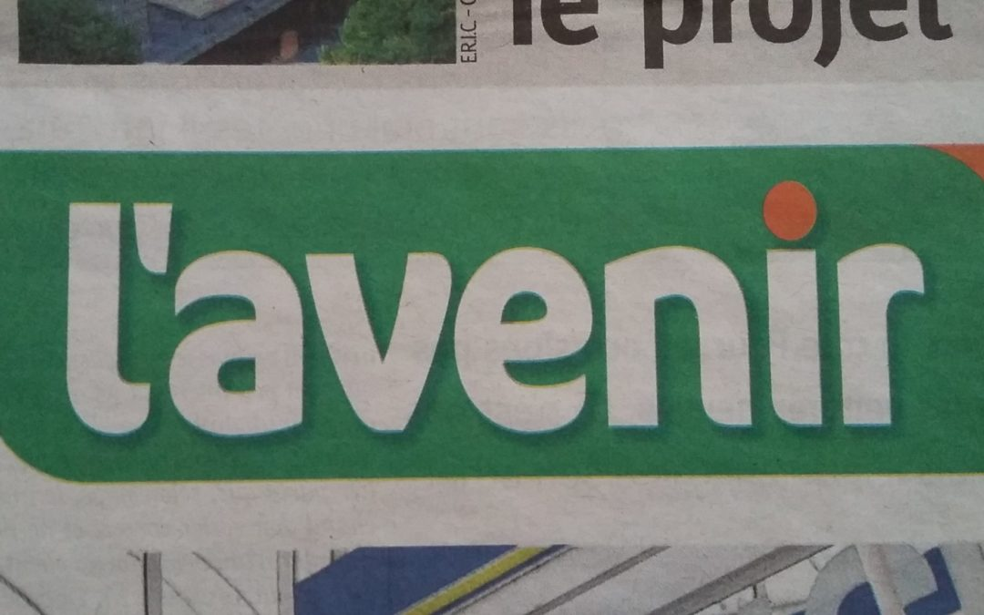 Futur du journal L'Avenir : ECOLO demande la réunion en urgence du Conseil d'administration de Publifin/Finanpart