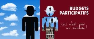 Illustration de la journée de la formation/action consacrée aux Budgets Participatifs proposée par la MPA en partenariat avec Periferia, le 5 février 2015