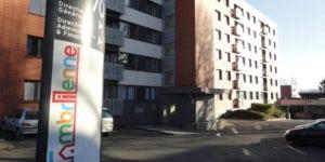 Photo de la Sambrienne, bâtiment. Crédit la DH.