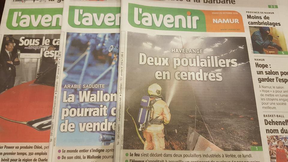 Editions de L'Avenir : construire une vision du futur concertée avec les équipes du journal !