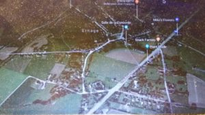 Image N4 Ernage Google Map (c)2019