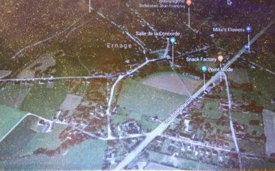 Ernage (Gembloux): Ecolo met en avant la nécessité de sécuriser la traversée de la N4 pour les piétons et les cyclistes