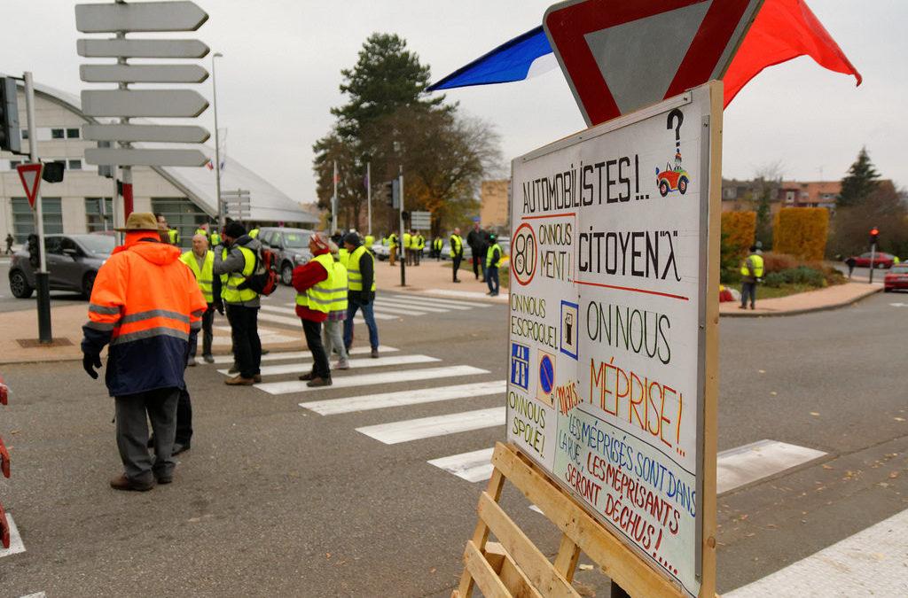 Gilets jaunes: Stéphane Hazée salue le dialogue ouvert par le Ministre. Mais il faut à présent passer au concret !