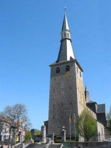 Image d'une église pour illustrer.