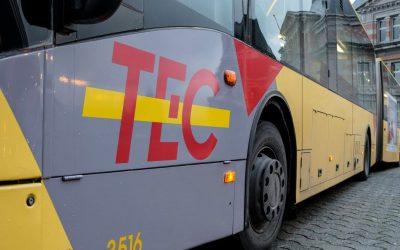 Ecolo se réjouit de la création d'un réel réseau de lignes express TEC !